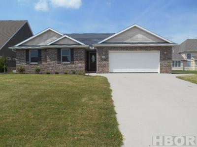 Findlay Single Family Home For Sale: 2614 Alexis Pl