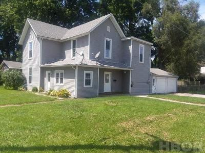 Findlay OH Single Family Home For Sale: $94,900