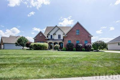 Findlay Single Family Home For Sale: 8347 Ash Ridge Ln