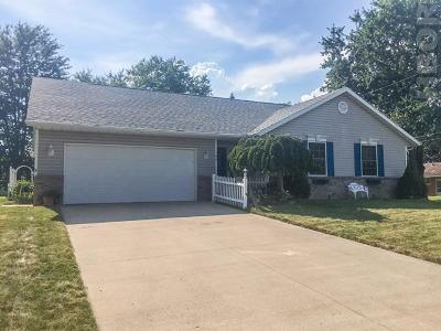 Findlay OH Single Family Home For Sale: $178,900