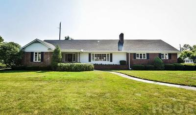 Findlay Single Family Home For Sale: 2035 S Main St