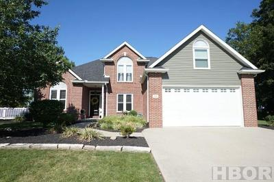 Findlay OH Single Family Home For Sale: $365,900