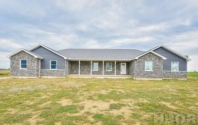 McComb Single Family Home For Sale: 5772 Township Rd 21