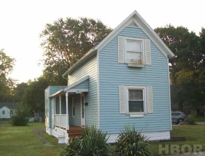 Findlay OH Single Family Home For Sale: $74,900
