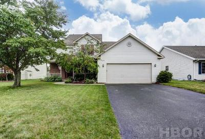 Findlay Single Family Home For Sale: 1501 Autumn Dr