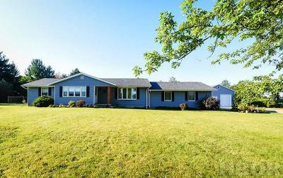 Bluffton Single Family Home For Sale: 2427 County Rd 33