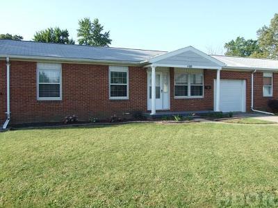 Fostoria Single Family Home For Sale: 408 W Culbertson