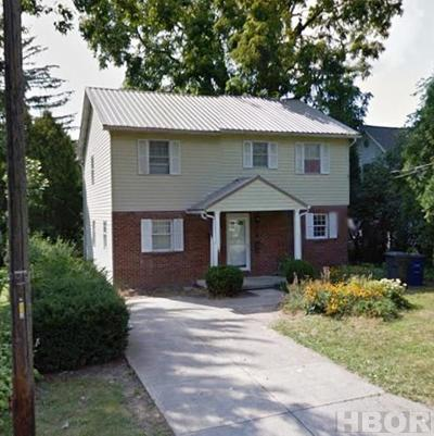 Bowling Green Single Family Home For Sale: 120 Biddle St