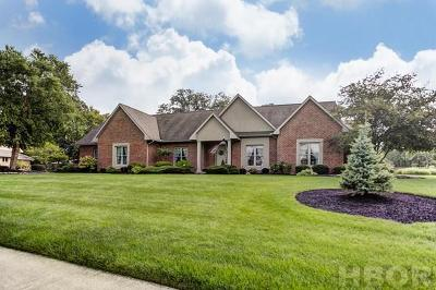 Findlay Single Family Home For Sale: 327 Pheasant Run Ln