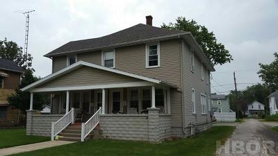 Fostoria Multi Family Home For Sale: 524 N Main