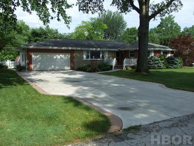 Fostoria Single Family Home For Sale: 505 Glenview