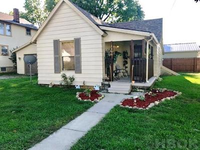 Findlay Single Family Home For Sale: 1106 S West St