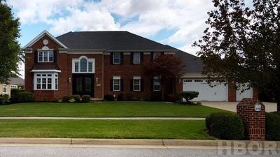 Findlay Single Family Home For Sale: 8397 Lakebrook Dr