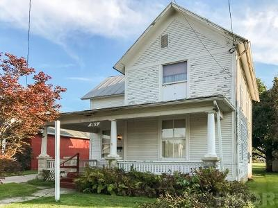 Findlay OH Single Family Home For Sale: $59,500