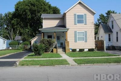 Findlay OH Multi Family Home For Sale: $79,999