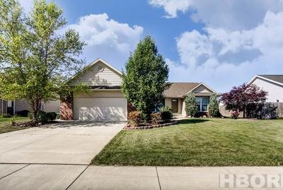 Findlay OH Single Family Home For Sale: $209,900