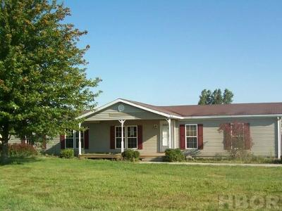 Single Family Home For Sale: 12941 W County Rd 58