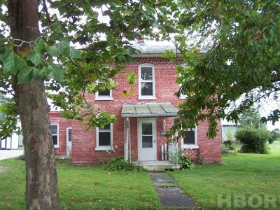Wharton OH Single Family Home For Sale: $18,050