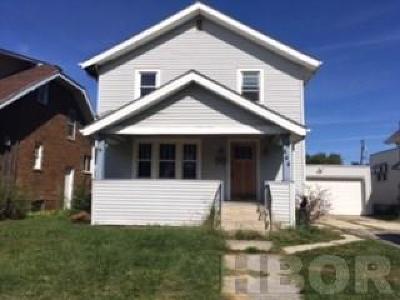 Fostoria Single Family Home For Sale: 444 Union Ct.