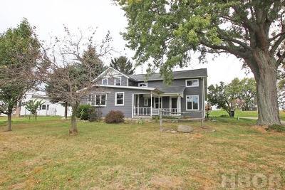Tiffin Single Family Home For Sale: 3459 E. County Road 6