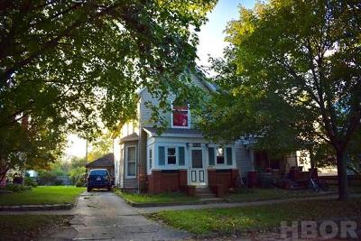 Fostoria Multi Family Home For Sale: 329 N. Union