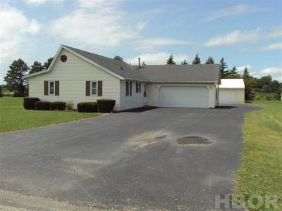 Findlay OH Single Family Home For Sale: $125,000
