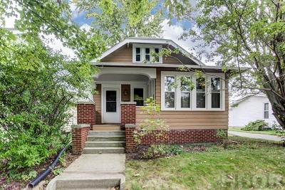 Fostoria Single Family Home For Sale: 824 Cory St