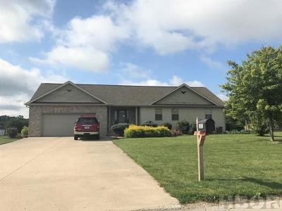 Fostoria OH Single Family Home For Sale: $174,975