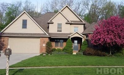 Findlay OH Single Family Home For Sale: $335,000