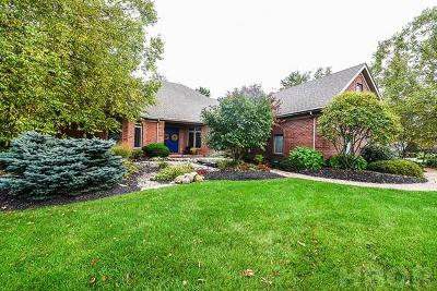 Findlay Single Family Home For Sale: 1645 Deer Creek Dr