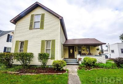 McComb Single Family Home For Sale: 416 W Main St