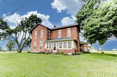 Fostoria Single Family Home For Sale: 4917 N Us 23