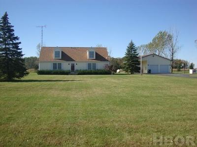 Findlay OH Single Family Home For Sale: $225,000