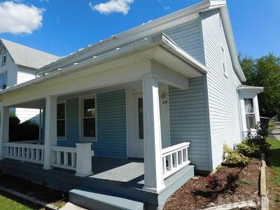 Tiffin Single Family Home For Sale: 29 Schonhardt
