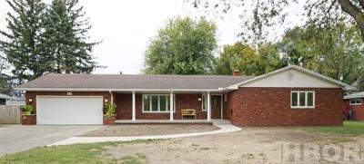 Findlay Single Family Home For Sale: 1519 E Main Cross St