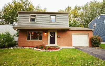 Findlay Single Family Home For Sale: 2608 Greenacre Dr