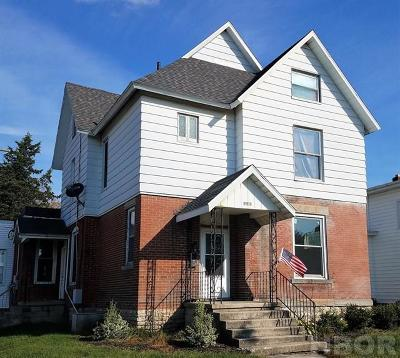 Findlay OH Multi Family Home For Sale: $130,000