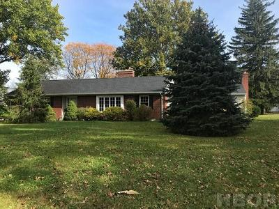 Fostoria Single Family Home For Sale: 4301 N Us 23