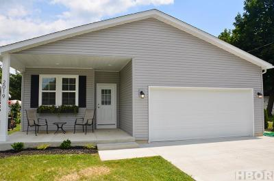 Findlay OH Single Family Home For Sale: $179,900