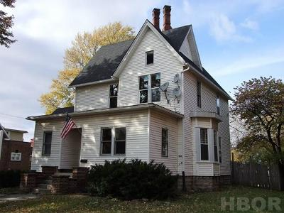 Fostoria Multi Family Home For Sale: 220 W Tiffin