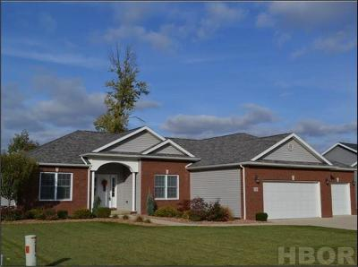 Findlay Single Family Home For Sale: 1444 White Birch