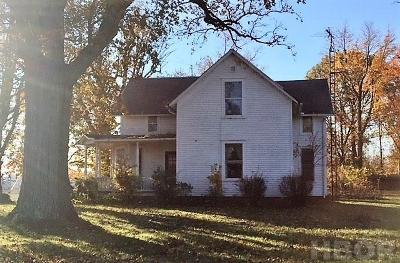Arcadia OH Single Family Home For Sale: $150,000