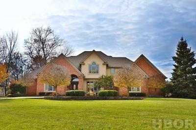 Findlay Single Family Home For Sale: 3324 Chagrin Valley