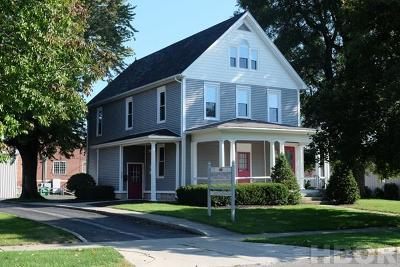 Findlay Multi Family Home For Sale: 402 West Sandusky