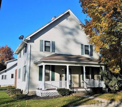 Findlay Single Family Home For Sale: 230 Baldwin Ave