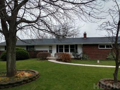 Fostoria Single Family Home For Sale: 12156 W Tr 112