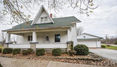 Mt Blanchard Single Family Home For Sale: 213 N Main St