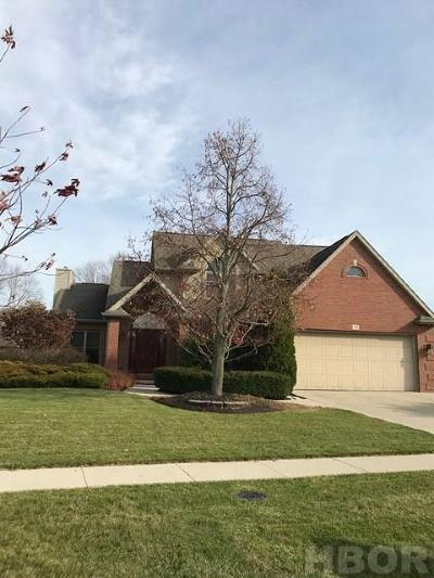 Findlay OH Single Family Home For Sale: $286,500