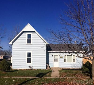 Van Buren OH Single Family Home For Sale: $104,900