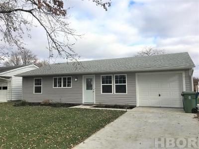 Bluffton Single Family Home For Sale: 111 Eastland